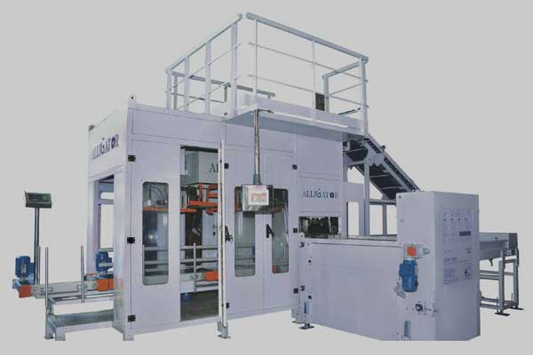 SECONDARY BAGGING MACHINE